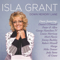 Isla Grant - Down Memory Lane CD