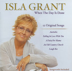 Isla Grant - When the Day is Done Album on CD