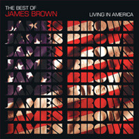 James Brown - The Best of - Living in America album on CD