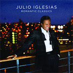 Julio Iglesias - Romanitic Classics album on CD