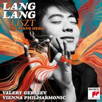 """Lang Lang - Liszt: My Piano Hero"""" Album on CD"""""""