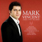Mark Vincent - Songs From The Heart CD