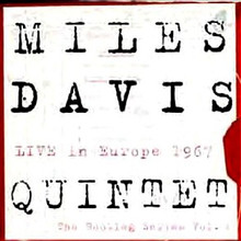 Miles Davis - Quintet Live in Europe 1967 - The Bootleg Series Vol.1 3CD+DVD Box Set