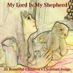 Patsy Biscoe - My Lord Is My Shepherd CD