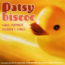 Patsy Biscoe - Sings Favourite Childrens Songs CD