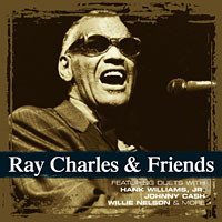 Ray Charles - Collections album on CD