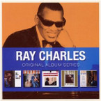 Ray Charles Original Album Series CD Sets