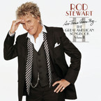 Rod Stewart - As Time Goes By: The Great American Songbook Volume II album on CD