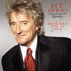 Rod Stewart - Thanks for the Memory: Great American Songbook IV album on CD