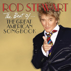 Rod Stewart - The Best of The Great American Songbook album on CD