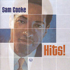 Sam Cooke - Hits album on CD