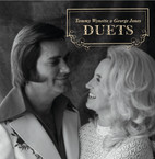 Tammy Wynette and George Jones - Duets album on CD