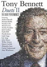 Tony Bennett - Duets II: The Great Performances DVD