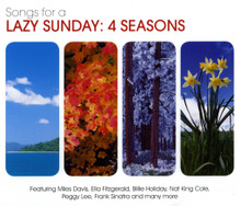 Various Artists - Songs For A Lazy Sunday: 4 Seasons 4CD