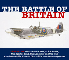 Various Artists - The Battle Of Britain 3CD Box Set