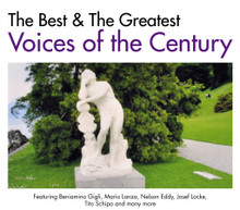 Various Artists - The Best And The Greatest Voices Of The Century 3CD Box Set