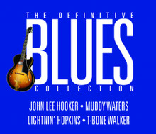 Various Artists - The Definitive Blues Collection 4CD Box-Set