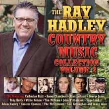 The Ray Hadley Country Music Collection Vol 2 CD