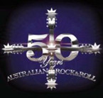 Various Artists - 50 Years Of Australian Rock Album on CD