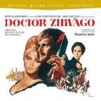 Various Artists - Doctor Zhivago Soundtrack Album on CD
