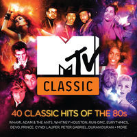 Various Artists - MTV Classic: 40 Classic Hits Of The 80s 2CD