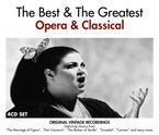 Various Artists - The Best & The Greatest Opera and Classical 4CD