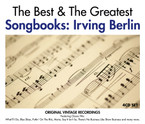 Various Artists - The Best And The Greatest Songbooks: Irvin Berlin 4CD