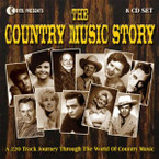 Various Artists - The Country Music Story 8 CD Boxset