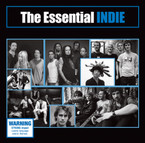 """Various Artists - The Essential Indie"""" Album on CD"""""""