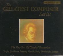 Various Artists - The Greatest Composer Series 10CD Box Set