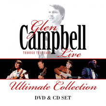 Glen Campbell - Through The Years (Live) DVD/CD