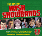 Various Artists - The Best Of Irish Showbands 3CD Box Set
