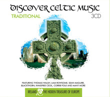 Various Artists - Discover Celtic Music - Traditional 3CD Box Set