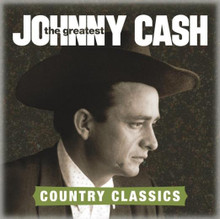 Johnny Cash - The Greatest: Country Classics CD