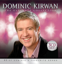 Dominic Kirwan - The Ultimate Collection 3CD Box-Set