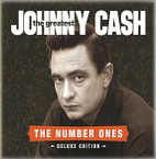 Johnny Cash - The Greatest: The Number Ones (Deluxe Edition) CD/DVD