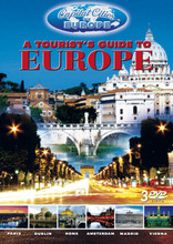 A Tourist's Guide To Europe 3DVD