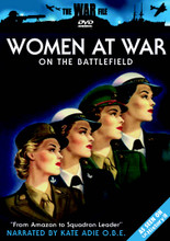 Women At War - On The Battlefield DVD
