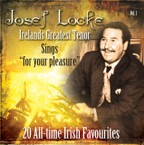 Josef Locke - 20 All-time Irish Favourites Vol. 1 CD