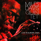 Miles Davis Quintet - Live In Europe 1969 - The Bootleg Series Vol.2  3CD/1DVD Box Set