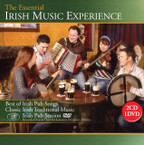 Various Artists -The Essential Irish Music Experience 2CD/DVD