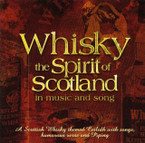 Various Artists - Whisky The Spirit Of Scotland CD