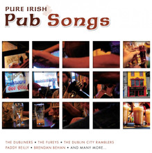 Various Artists - Pure Irish Pub Songs CD