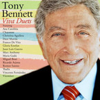 Tony Bennett - Viva Duets Standard Version CD