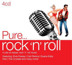 Various Artists - Pure Rock & Roll 4CD