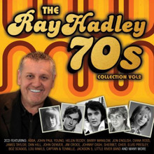 Various Artists - The Ray Hadley 70's Collection Vol 2 2CD