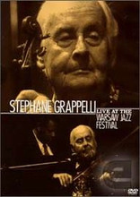 Stephane Grappelli - Live At The Jazz Festival Warsaw 1991 DVD