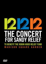 Various Artists - 12-12-12 The Concert For Sandy Relief DVD
