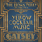 Various Artists - The Bryan Ferry Orchestra - The Great Gatsby Jazz Recordings CD