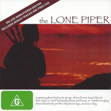 The Lone Piper - The Munros Introducing David Methven CD/DVD